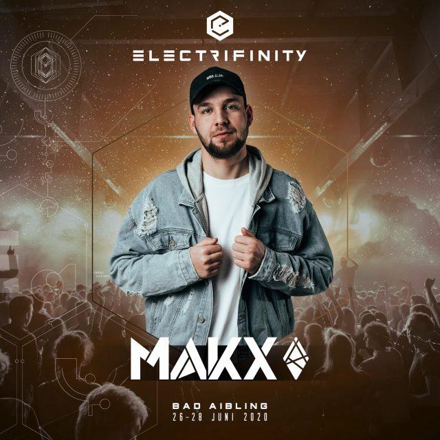 MAKX – Line Up2020